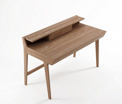 Teak Writing Table